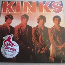 Discos de vinilo: THE KINKS - KINKS - LP - 1980 - ESPAÑA. Lote 92232680