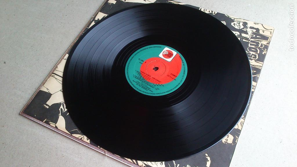 Discos de vinilo: THE KINKS, KINDA KINKS. LP - ESPAÑA - REEDICIÓN 1981 - BUEN ESTADO - Foto 4 - 92236470