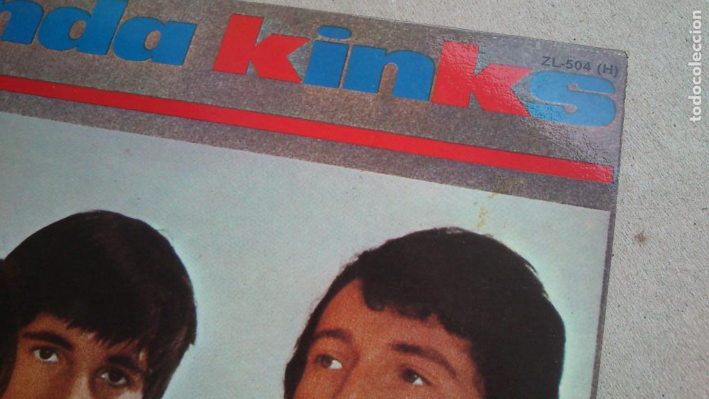 Discos de vinilo: THE KINKS, KINDA KINKS. LP - ESPAÑA - REEDICIÓN 1981 - BUEN ESTADO - Foto 10 - 92236470