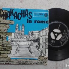 Discos de vinilo: CHAKACHAS ?– LES CHAKACHAS IN ROME EP RCA ?– EPA 9005 . Lote 92238275