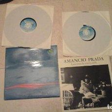 Discos de vinilo: LOTE DE 4 LPS DE AMANCIO PRADA. Lote 191920732