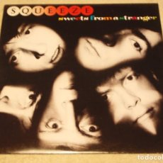 Discos de vinilo: SQUEEZE – SWEETS FROM A STRANGER HOLANDA 1982 A&M RECORDS. Lote 92240945
