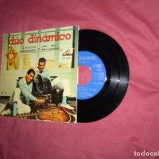 Discos de vinilo: DUO DINAMICO EP EXODUS 1961 SPAIN. Lote 92245675