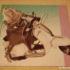 Discos de vinilo: KIM CARNES ( CAFÉ RACERS ) GERMANY - 1983 LP33 DMM. Lote 92250230