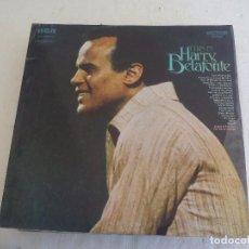 Discos de vinilo: HARRY BELAFONTE. THIS IS HARRY BELAFONTE. DOBLE LP. 1970 USA RCA VPS 6024/1-2 DISCO VINILO LP. Lote 92261550