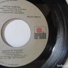 Discos de vinilo: ROCIO DURCAL RAFAEL PEREZ BOTIJA LISA MARIE 1984 ARIOLA SONOLUX COLOMBIA 45RPM T51 ESCASO R. Lote 92285300