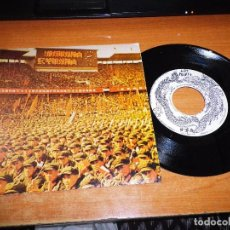 Discos de vinilo: LOS NIKIS LA AMENAZA AMARILLA EP VINILO DEL AÑO 1982 CONTIENE 4 TEMAS MUY RARO MOVIDA. Lote 112272166