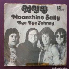 Discos de vinilo: MUD – MOONSHINE SALLY. EDICIÓN HOLANDESA. Lote 92306855