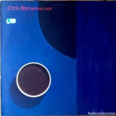 Discos de vinilo: CHRIS REA : ESPRESSO LOGIC [DEU 1993] LP. Lote 92368900