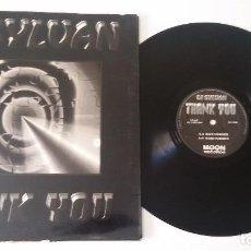 Discos de vinilo: DJ SYLVAN - THANK YOU. Lote 92402655
