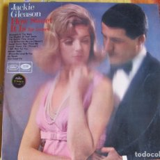 Disques de vinyle: LP - JACKIE GLEASON - HOW SWEET IT SI FOR LOVERS (ITALY, CAPITOL RECORDS SIN FECHA). Lote 92427430