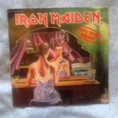 Discos de vinilo: IRON MAIDEN. . Lote 92427465