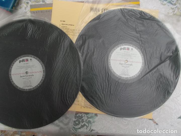 Discos de vinilo: JOAN CEREROLS MISSA PRO DEFUNCTIS MISSA DE BATALLA DIRECCIO JORDI SAVALL ,2 lps - Foto 6 - 92449710