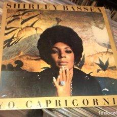 Discos de vinilo - Shirley Bassey - Yo, Capricornio (LP, Album) - 92452515