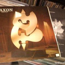 Discos de vinilo: SAXON ?– DESTINY - LP 1988 SPAIN. Lote 92454725