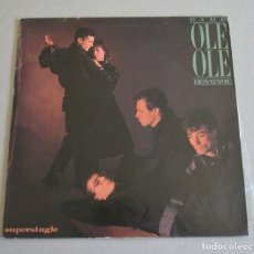 Discos de vinil: OLE OLE - DAME / DESATAME. Lote 92457580