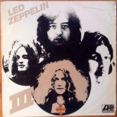 Discos de vinilo: LED ZEPPELIN : LED ZEPPELIN III [FRA 1970] LP. Lote 92483500