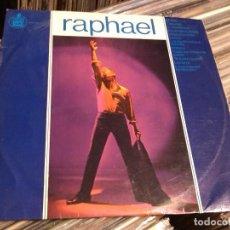 Discos de vinilo: RAPHAEL ?– RAPHAEL - LP 1965 . Lote 92489075