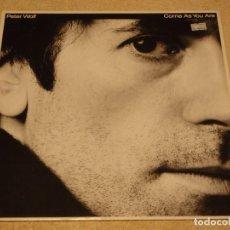 Discos de vinilo: PETER WOLF ( COME AS YOU ARE ) 1987-HOLANDA LP33 EMI AMERICA. Lote 92683125