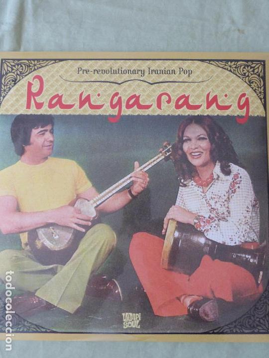 Discos de vinilo: Rangarang: Pre-Revolutionary Iranian Pop - TRIPLE VINILO PRECINTADO - El Pop en tiempos del Sha - Foto 3 - 92685565