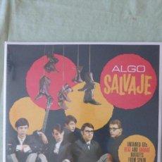 Algo Salvaje (Untamed 60s Beat And Garage Nuggets From Spain Vol 1) - DOBLE LP VINILO PRECINTADO