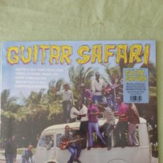 Discos de vinilo: GUITAR SAFARI : ELECTRIC EXPLOSION IN AFRICA (ROCK,N,ROLL AFRICANO) UNIVERSITY OF VICE RECORDS. Lote 184869826