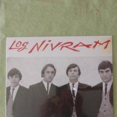 Discos de vinilo: LOS NIVRAM - COMPILACION - 10 PULGADAS PRECINTADO. Lote 92693470