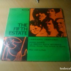 Discos de vinilo: THE FIFTH ESTATE - DING DONG THE WITCH IS DEAD + THE RUB A DUB (RARO!). Lote 134315597