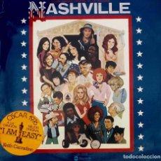 Discos de vinilo: NASHVILLE. BANDA SONORA ORIGINAL. LP. Lote 92730320