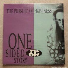 Discos de vinilo: VINILO - LP - THE PURSUIT OF HAPPINESS. ONE SIDED STORY. CHRYSALIS 1990. PRECINTADO. VER DESCRIPCION. Lote 92735680