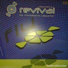 Discos de vinilo: REVIVAL ?– FLY. Lote 92785255