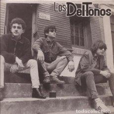 Discos de vinilo: EP- LOS DEL TONOS ME GUSTAS RABIA 89001 FABRICA MAGNETICA 1989 INCLUYE ENCARTE. Lote 92790650