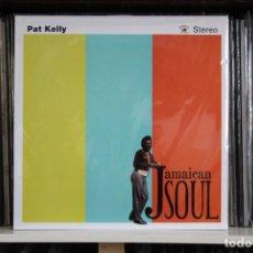 Discos de vinilo: PAT KELLY. JAMAICAN SOUL. NUEVO. KINGSTON RECORDS, . MADE IN UK. Lote 92794335