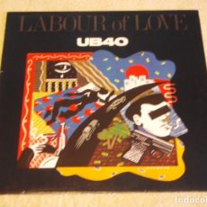 Discos de vinilo: UB40 ( LABOUR OF LOVE ) 1983-GERMANY LP33 VIRGIN. Lote 92799520