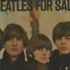 Discos de vinilo: BEATLES FOR SALE . Lote 92806765