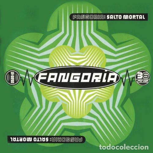 LP FANGORIA SALTO MORTAL VINILO ALASKA (Música - Discos - LP Vinilo - Grupos Españoles de los 90 a la actualidad)
