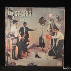 Discos de vinilo: THE BRISKS - VOL. II - LP. Lote 92838830