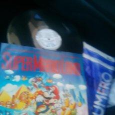 Discos de vinilo: LP MAXI SUPER MARIO LAND AMBASSADORS OF FUNK , METROPOL AÑO 1992 NINTENDO. Lote 92840685
