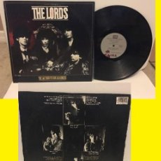 Discos de vinilo: THE LORDS OF THE NEW CHURCH - THE METHOD TO OUR MADNESS 84 !! RARA EDIC USA PROMOCIONAL, TODO EXC. Lote 53677552