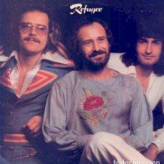 Discos de vinilo: REFUGEE REFUGEE LP CHARISMA 1974 SYMPHONIC PROGRESSIVE ROCK...GENESIS MARSUPILAMI YES . Lote 92849805