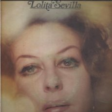 Discos de vinilo: LOLITA SEVILLA , DISCOPHON. SC 2153. 1972. Lote 92899260