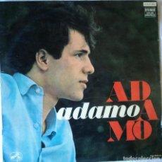 Discos de vinilo: ADAMO - VOLUMEN 1 - EN BLUE JEANS ET BLOUSON D'CUIR - EDICIÓN DE FRANCE. Lote 92900820