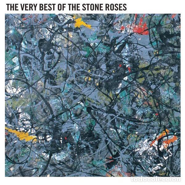 2LP THE STONE ROSES THE VERY BEST OF THE STONE ROSES VINILO BRIT POP (Música - Discos - LP Vinilo - Pop - Rock Extranjero de los 90 a la actualidad)