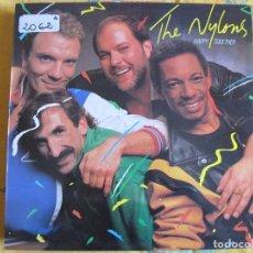 Discos de vinilo: LP - THE NYLONS - HAPPY TOGETHER (SPAIN, AM RECORDS 1987). Lote 92929590