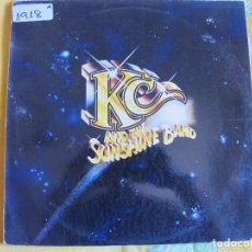 Discos de vinilo: LP - KC AND THE SUNSHINE BAND - WHO DO YA LOVE (SPAIN, EPIC RECORDS 1978). Lote 92930730