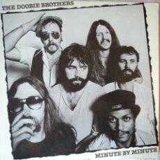 Discos de vinilo: THE DOOBIE BROTHERS - MINUTE BY MINUTE - EDICIÓN DE 1978 DE USA. Lote 92937325
