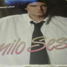 Discos de vinilo: DISCO VINILO CAMILO SESTO. Lote 92944175