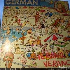 Discos de vinilo: RAR MAXI 12. GERMAN. VERANO VERANO. ITALO DISCO. MADE IN SPAIN. Lote 92974625