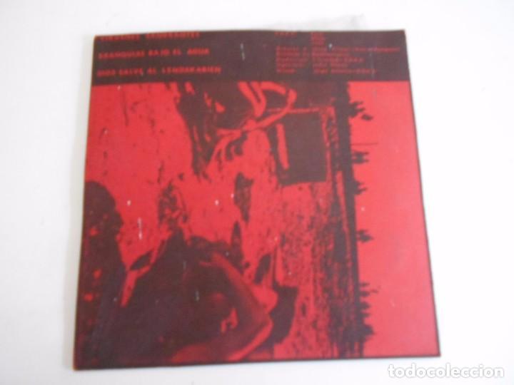 Discos de vinilo: DERRIBOS ARIAS-EP BRANQUIAS BAJO EL AGUA +2 - Foto 2 - 93016270