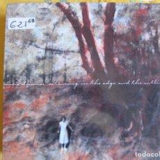 Discos de vinilo: LP - ANNA DOMINO - COLOURING IN THE EDGE AND THE OUTLINE (SPAIN, GASA 1988). Lote 93018710